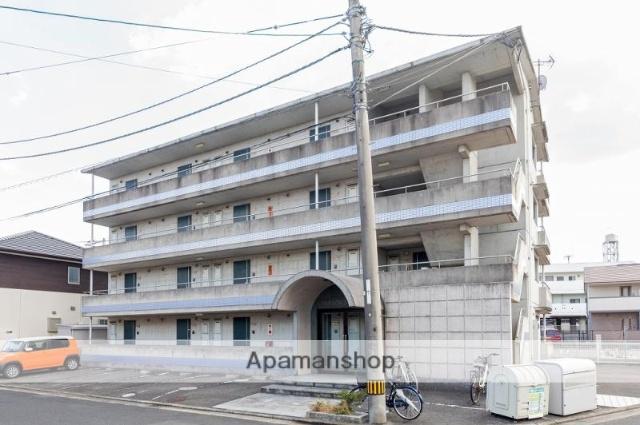 香川県高松市、太田駅徒歩28分の築18年 4階建の賃貸マンション