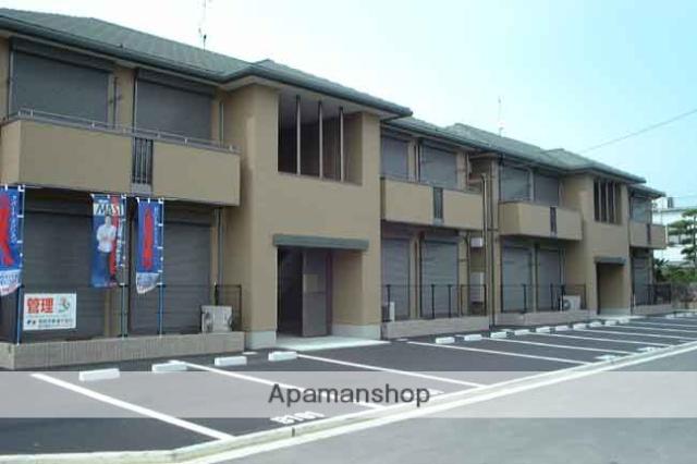 香川県丸亀市、栗熊駅徒歩47分の築14年 2階建の賃貸アパート