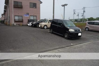 タカシコーポラス[2LDK/56.25m2]の駐車場