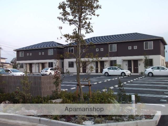 香川県丸亀市、善通寺駅徒歩39分の築4年 2階建の賃貸アパート