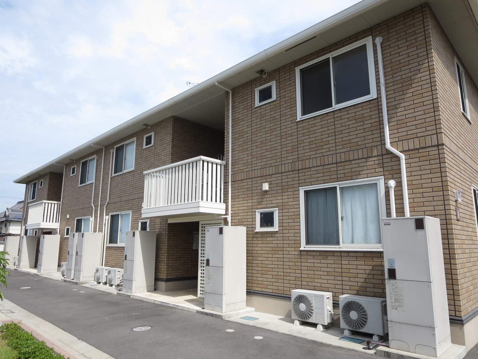 香川県善通寺市、善通寺駅徒歩30分の築20年 2階建の賃貸アパート