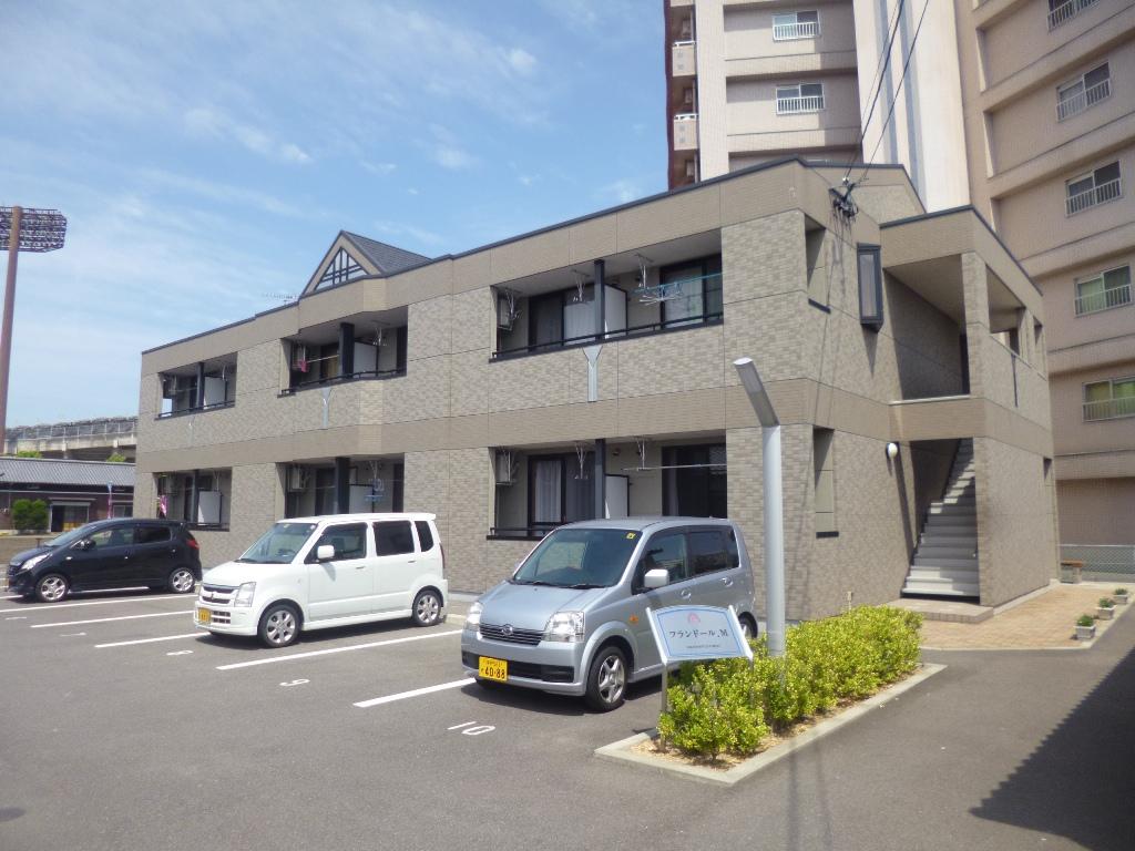 香川県丸亀市、金蔵寺駅徒歩28分の築7年 2階建の賃貸アパート