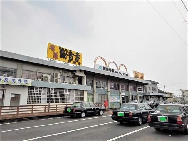 JR観音寺駅 2100m