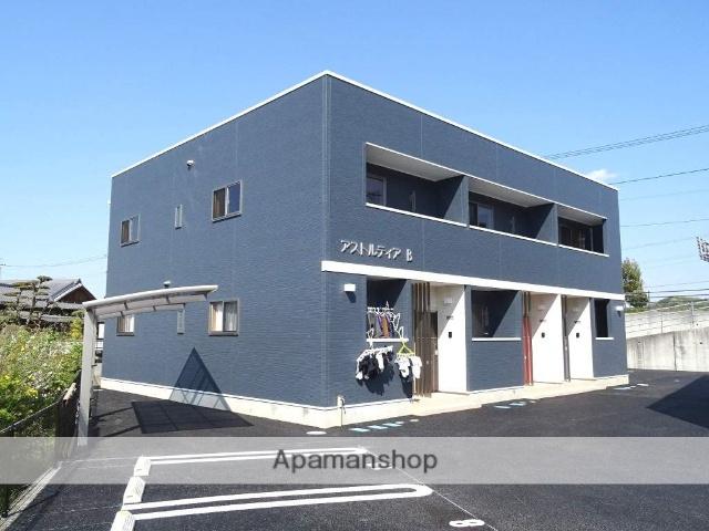 香川県善通寺市、善通寺駅徒歩12分の新築 2階建の賃貸アパート
