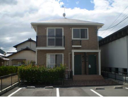 香川県仲多度郡琴平町、琴平駅徒歩12分の築12年 2階建の賃貸アパート