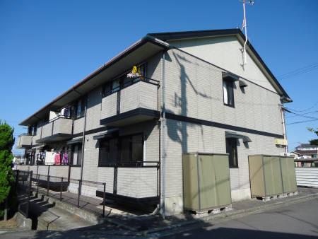 香川県丸亀市、宇多津駅徒歩28分の築18年 2階建の賃貸アパート