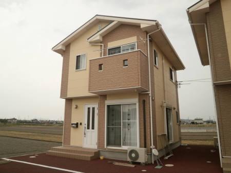 香川県坂出市、八十場駅徒歩14分の築9年 2階建の賃貸テラスハウス