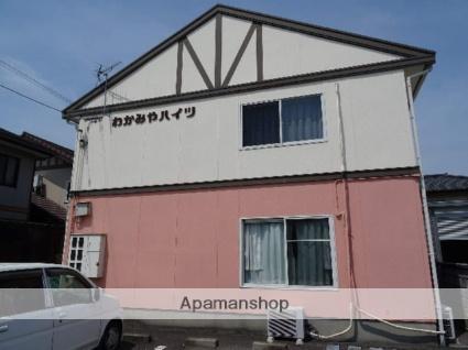 香川県観音寺市、観音寺駅徒歩30分の築27年 2階建の賃貸アパート