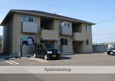 香川県三豊市、本山駅徒歩32分の築6年 2階建の賃貸アパート