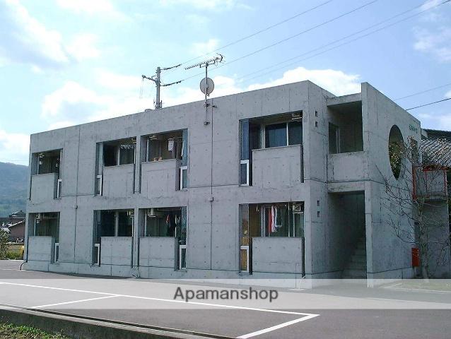 香川県善通寺市、金蔵寺駅徒歩41分の築19年 2階建の賃貸マンション