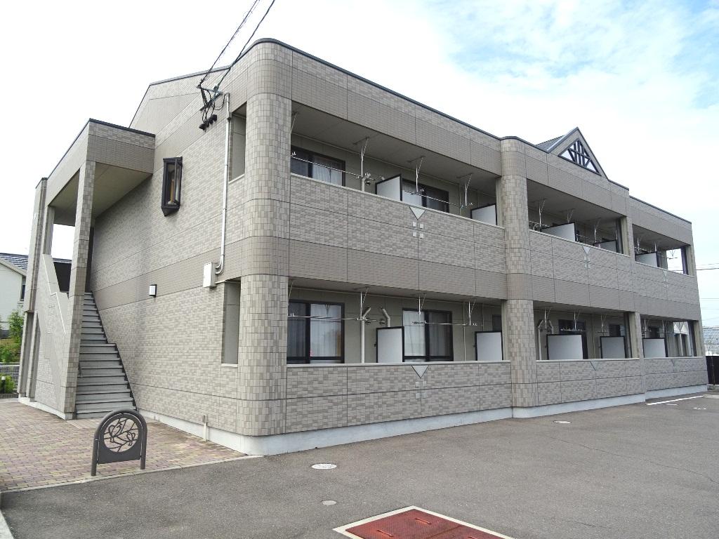 香川県丸亀市、金蔵寺駅徒歩42分の築7年 2階建の賃貸アパート