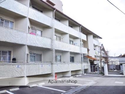 香川県善通寺市、善通寺駅徒歩9分の築33年 3階建の賃貸マンション