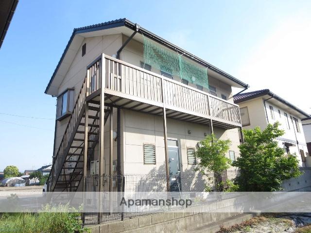香川県丸亀市、金蔵寺駅徒歩61分の築20年 2階建の賃貸アパート