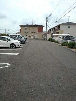 ベル・ヴィオラKⅢ[2LDK/57.12m2]の駐車場