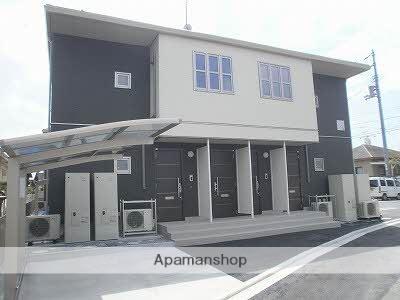 愛媛県松山市、伊予和気駅徒歩4分の築6年 2階建の賃貸アパート