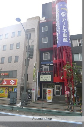 愛媛県松山市、平和通1丁目駅徒歩7分の築27年 6階建の賃貸マンション
