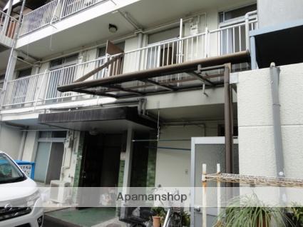 愛媛県松山市、勝山町駅徒歩7分の築36年 3階建の賃貸アパート