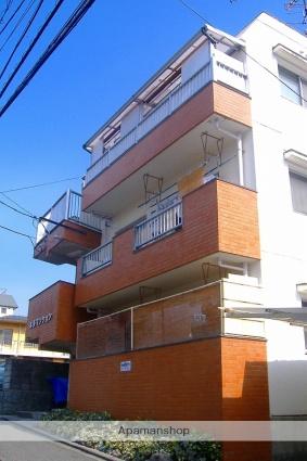 愛媛県松山市、南町駅徒歩14分の築28年 3階建の賃貸マンション