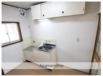 コーポ中島[1K/20.06m2]のキッチン