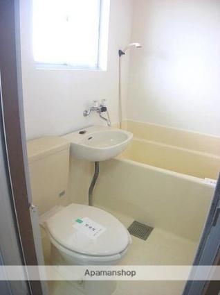 コーポ中島[1K/20.06m2]のトイレ