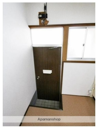 コーポ中島[1K/20.06m2]の玄関