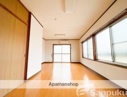 愛媛県松山市枝松1丁目[1K/27m2]のリビング・居間