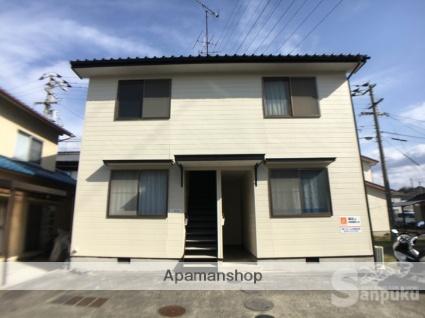 愛媛県松山市、堀江駅徒歩17分の築22年 2階建の賃貸アパート