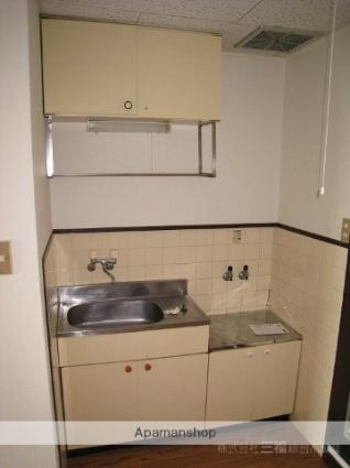 コーポ本田[1K/19.17m2]のキッチン