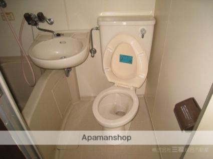 コーポ本田[1K/19.17m2]のトイレ