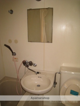 コーポ本田[1K/19.17m2]の洗面所