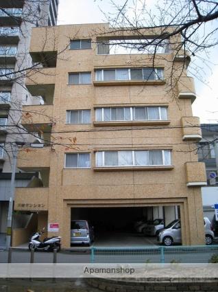 愛媛県松山市、松山駅徒歩6分の築29年 4階建の賃貸マンション