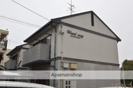 愛媛県松山市、木屋町駅徒歩26分の築21年 2階建の賃貸アパート