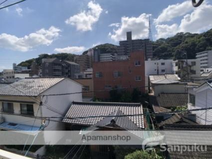 愛媛県松山市緑町2丁目[1R/18.95m2]の眺望