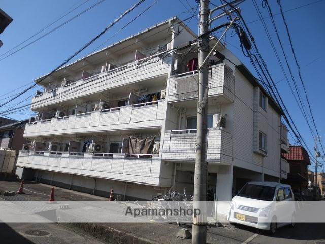 愛媛県松山市、松山駅徒歩14分の築27年 3階建の賃貸マンション