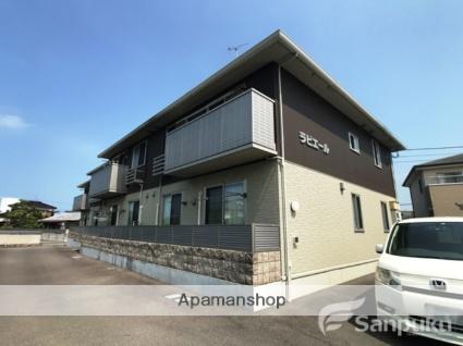 愛媛県伊予市、伊予市駅徒歩13分の築6年 2階建の賃貸アパート