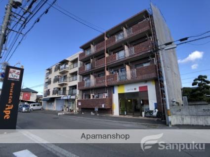愛媛県松山市、松山駅徒歩23分の築18年 4階建の賃貸マンション