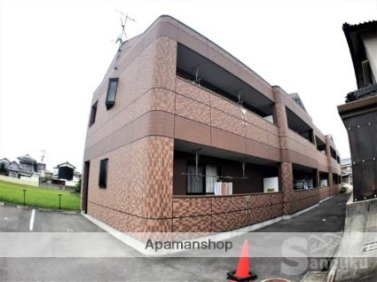 愛媛県松山市、伊予北条駅徒歩18分の築12年 2階建の賃貸アパート