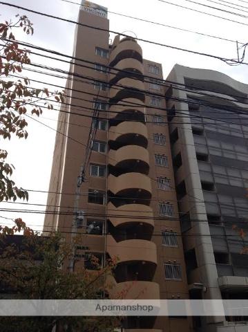 愛媛県松山市、大街道駅徒歩8分の築21年 12階建の賃貸マンション