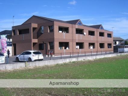 愛媛県伊予市、郡中港駅徒歩8分の築6年 2階建の賃貸マンション