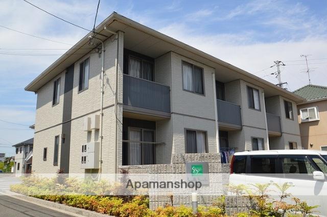 愛媛県松山市、余戸駅徒歩13分の築7年 2階建の賃貸アパート