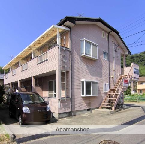 愛媛県松山市、余戸駅徒歩43分の築20年 2階建の賃貸アパート