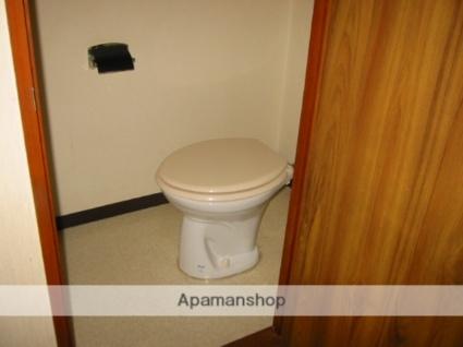 愛媛県東温市南方[3DK/56.7m2]のトイレ