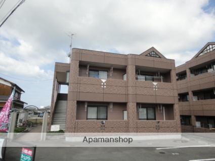 愛媛県伊予市、鳥ノ木駅徒歩8分の築14年 2階建の賃貸マンション