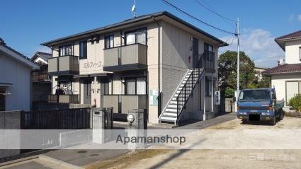 愛媛県松山市、大浦駅徒歩20分の築16年 2階建の賃貸アパート