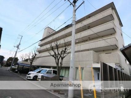愛媛県松山市、勝山町駅徒歩9分の築31年 5階建の賃貸マンション