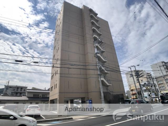 愛媛県松山市、高砂町駅徒歩5分の築10年 10階建の賃貸マンション