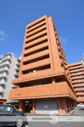 愛媛県松山市、土橋駅徒歩4分の築34年 10階建の賃貸マンション