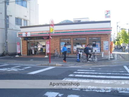 愛媛県松山市緑町1丁目[1K/24m2]の周辺1