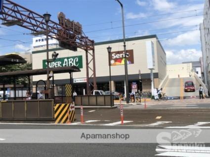 愛媛県松山市緑町1丁目[1K/24m2]の周辺2
