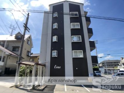愛媛県松山市、北久米駅徒歩10分の築25年 6階建の賃貸マンション